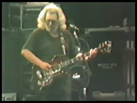 Grateful Dead Deer Creek Music Center, Noblesville, IN on 6/6/91 Partial 1st Set