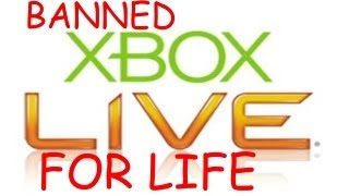 I'M BANNED FOR LIFE!! (Xbox Live Ban)