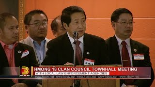 3 HMONG NEWS: Dialogue for building trust with the police - hosted by Hmong 18 Clan Council of MN.