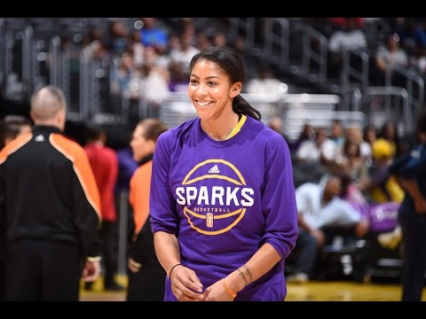 Candace Parker Career Highlights!