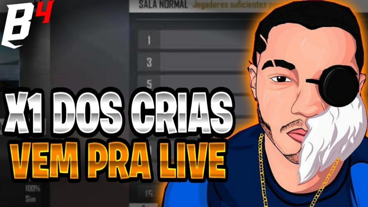 🔥FREE FIRE - AO VIVO 🔥X1 DOS CRIAS PROS INSCRITOS 🔥 SELETIVA PRO CAMP 🔥 DIA 5 🔥 FÉ 🔥 #30K #B4