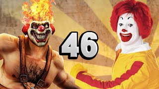 Needles Kane vs Ronald McDonald | URBoF #46