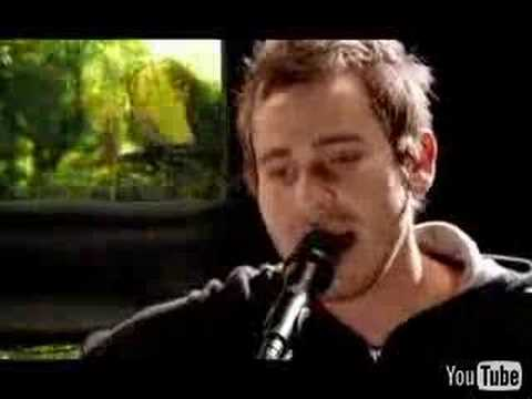 Lifehouse - Somewhere Only We Know (Yahoo Live)