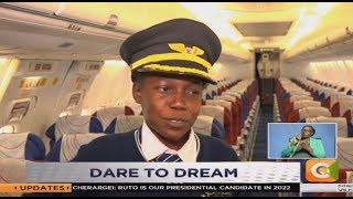 DARE TO DREAM   Beryl Atieno's dream of flying