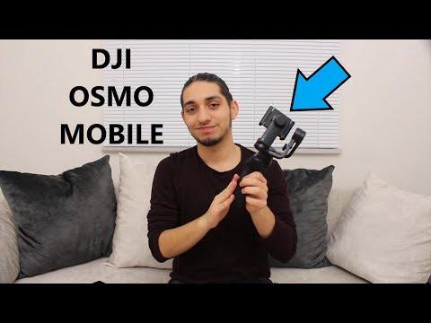 Dji Osmo Mobile İncelemesi - İŞARET DİLİ