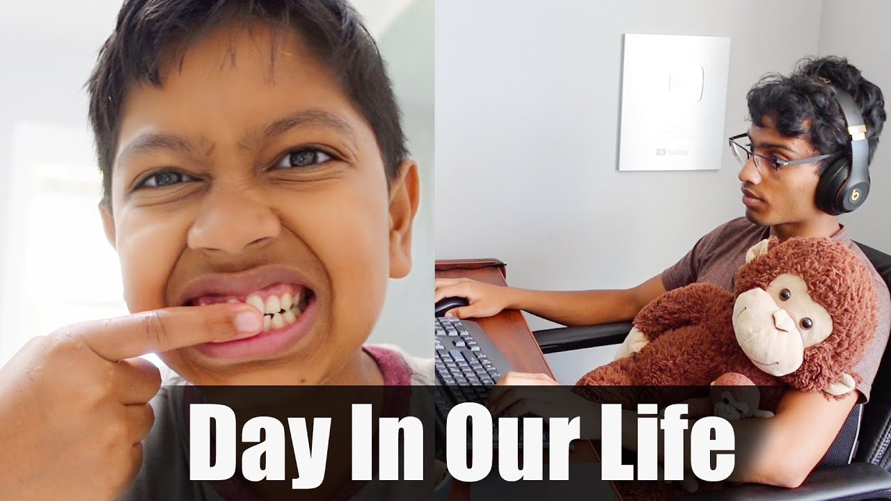 DAY IN OUR LIFE DURING SUMMER VACATION!! 😃😋   VelBros Tamil