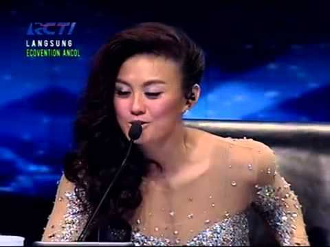 Regina - And I Am Telling You 09 @Result  Reunion Indonesian Idol 2012.mp4