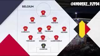 BELGIA VS SWISS 2-1  |  HIGHLIGHTS & ALL GOALS UEFA NATIONS LEAGUE  (13-10-2018)