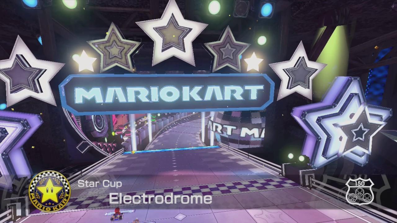 Mario Kart 8 Star Cup