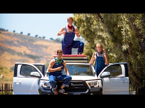 Jake Paul  Ohio Fried Chicken  feat. Team 10  Music Video