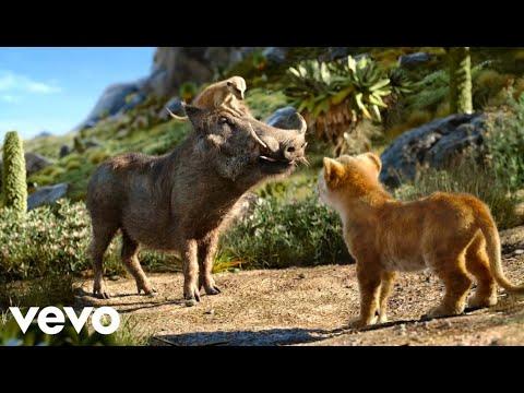 Король Лев (2019) - Акуна Матата | Клип (Песня) из Фильма [HD] (Hakuna Matata) На Русском.