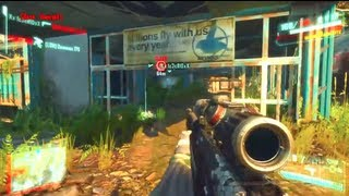 Crysis 3 Beta Sniping Gameplay - Free Demo Download