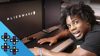 THE ALIENWARE AREA-51 IS OUT OF THIS WORLD! - UpUpDownDown Unboxing