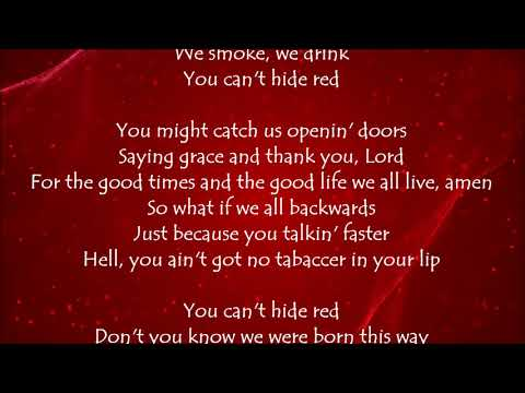 Can't Hide Red - Florida Georgia Line ft. Jason Aldean Lyrics Mp3