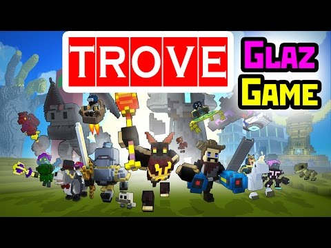 Trove —  ELITE WORLD — Cursed Pirate Lord —  Pirates HUNT! — sandbox MMORPG — MMO, MMORPG