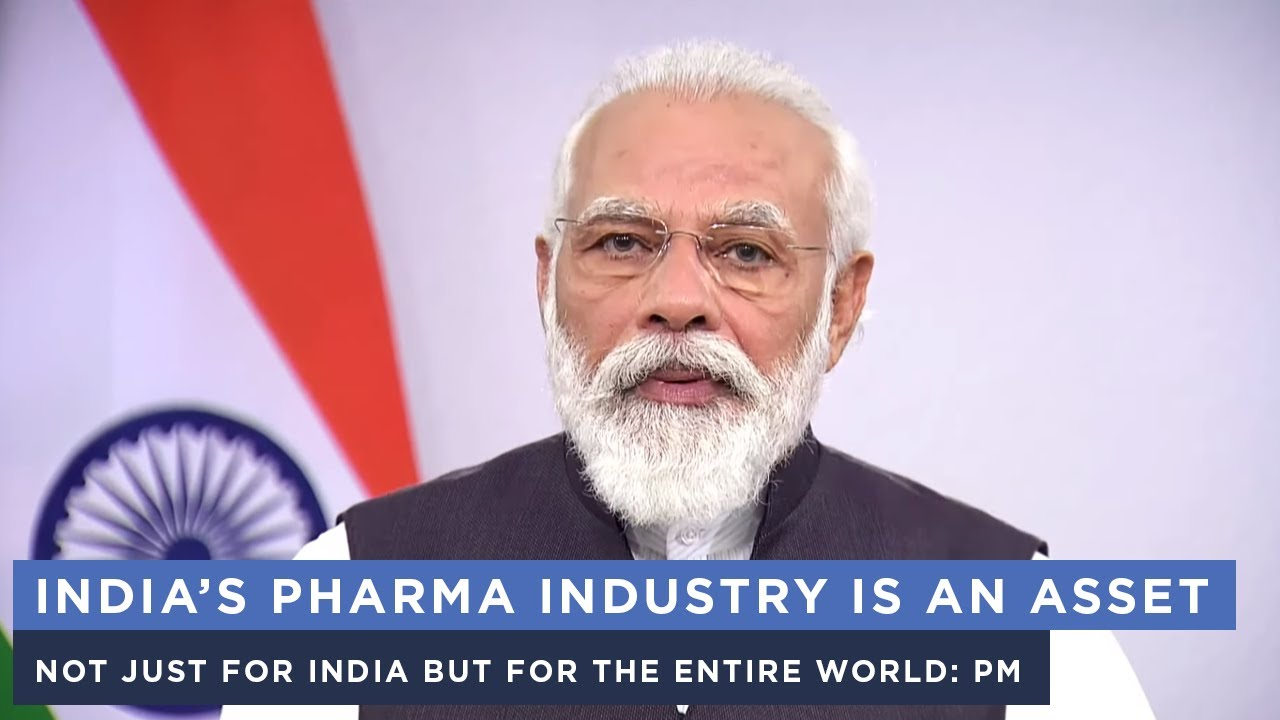 India's Pharma industry is an asset not just for India but for the entire world: PM