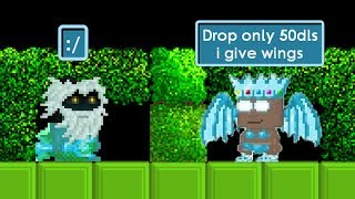 Growtopia | AWESOME NEW SCAM FAIL!
