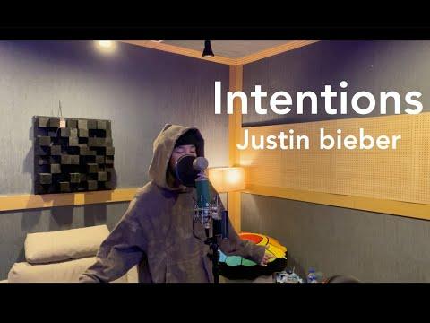 [아이원] Justin Bieber - Intentions (ft. Quavo) (Cover by IONE 아이원) [Intentions cover]