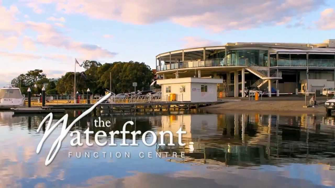 The Waterfront Function Centre Wedding Reception Venues Sydney You