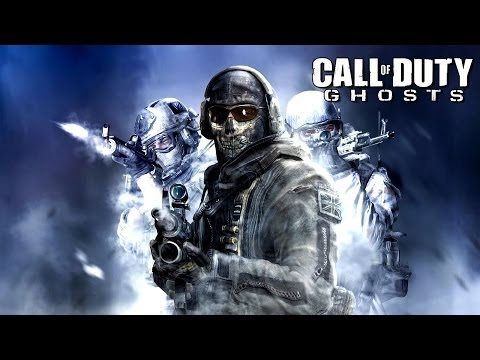 Call Of Duty: GHOSTS TEAM Multiplayer LiveStream - COD Ghosts GamePlay Online - COD Multiplayer