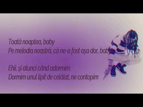 Killa Fonic - Piesa Noastra feat. Irina Rimes (lyriks)