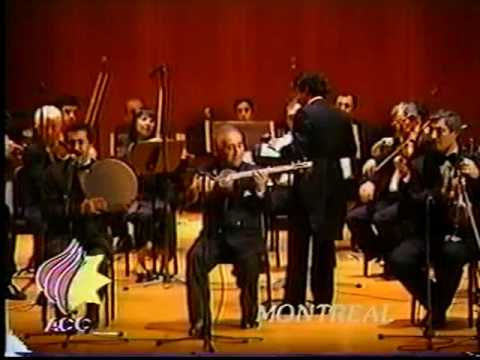 "Concert in Montreal 1995 ""ILHAM ENSEMBLE"" Conducted by Ismayil Hajiyev"