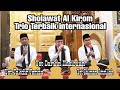 Sholawat Al Kirom Terbaru | Trio Qori Internasional | Salman Amrillah, Darwin Hasibuan, Takdir Feriz