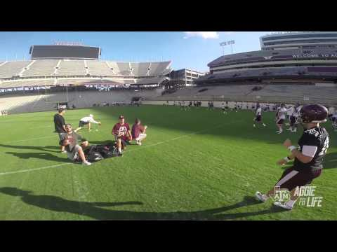 Sights & Sounds: First Practice On New Kyle Field