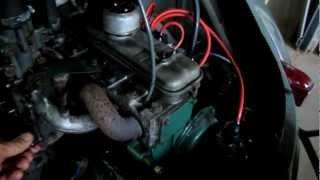 moteur 4CV R1062 s'étouffe à la montée en régime