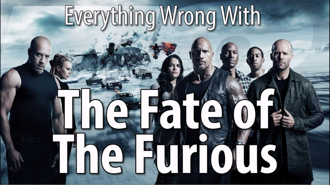 Download Everything Wrong With The Fate of the Furious
