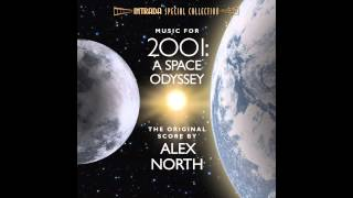 2001: A Space Odyssey | Soundtrack Suite (Alex North) [Rejected Score]