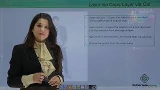 Photoshop - Layer via Copy/Layer via Cut