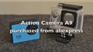 Cheap Action Camera from Aliexpress