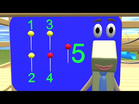 Learning Odd and Even Numbers for Kids -  1st and 2nd Grade