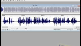 Как убрать шум с аудиозаписи (видео).