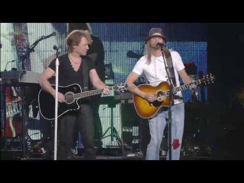 Bon Jovi  – Wanted Dead or A