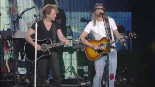 Bon Jovi Live – Wanted Dead or Alive
