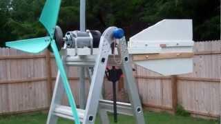 Wind Turbine: Part 4