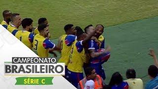 Melhores momentos - Fortaleza 1 x 0 Sampaio Corrêa - Série C (02/10/2017)