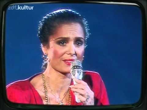 Daliah Lavi - Ich wollt nur mal mit Dir reden - ZDF-Hitparade - 1985