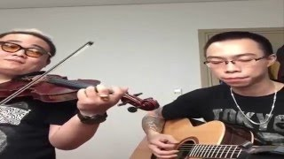 Sau Tất Cả-Erik (St.319)-Tùng Acoustic ft Fat B(Trường Lê) Acoustic Cover Cực Hay!!!