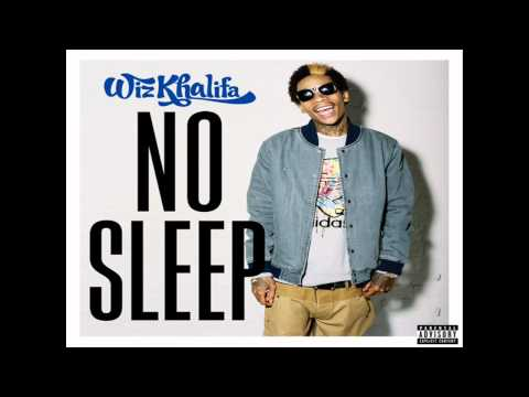 Wiz Khalifa - No Sleep [HD + DL Link]
