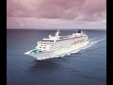Baltic Sea cruise on Crystal Symphony