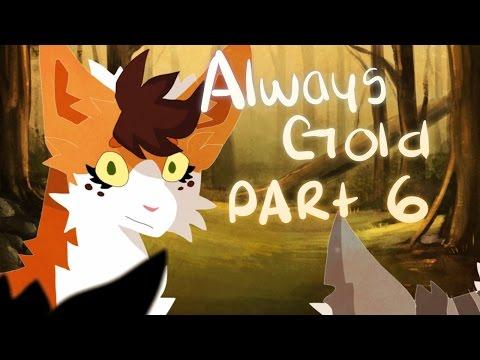 Warrior Cats Map - Always Gold [Part 6]