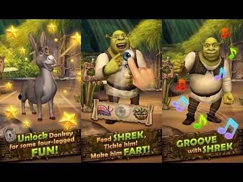 Pocket Shrek | My Talking Shrek - Android / IOS GamePlay