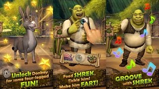 Pocket Shrek | My Talking Shrek - Android / iOS GamePlay