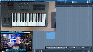 Lofi Resampling [Cubase Music Production | UK]