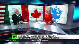 NAFTA: Canada Left Out of Possible US-Mexico Deal?