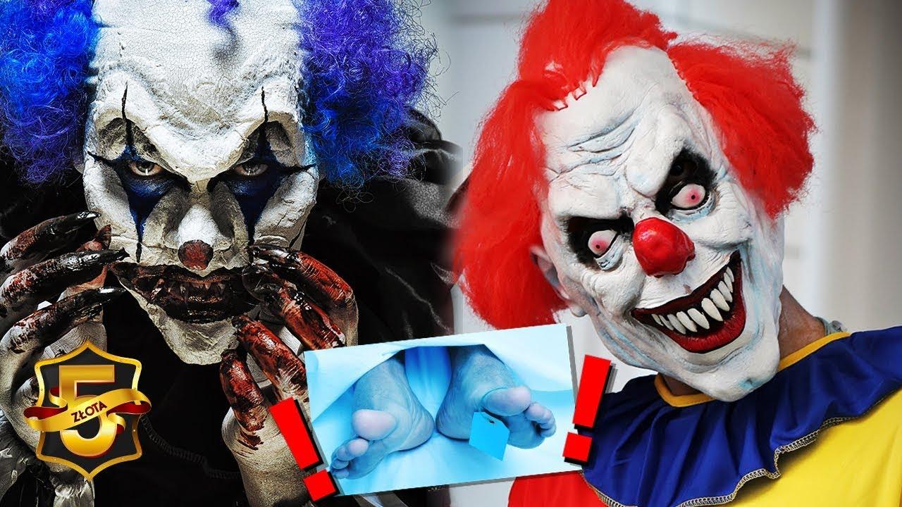 5 klaunów, których nie chciałbyś spotkać na ulicy