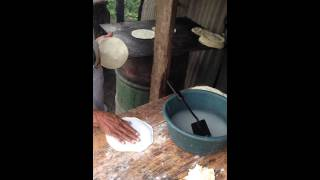 preparacion de tortillas nica